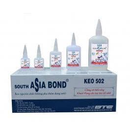 Keo 502 Asiabond chai tròn