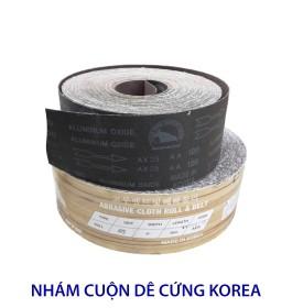 Nhám cuộn Dê cứng Korea