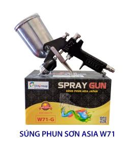 SÚNG PHUN SƠN ASIA W71-G