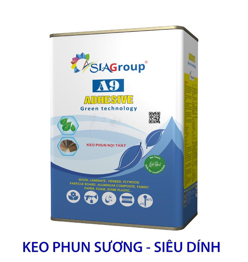KEO PHUN ASIA A9