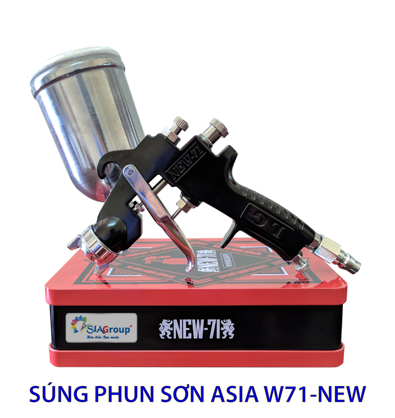 SÚNG PHUN SƠN ASIA W71G-NEW
