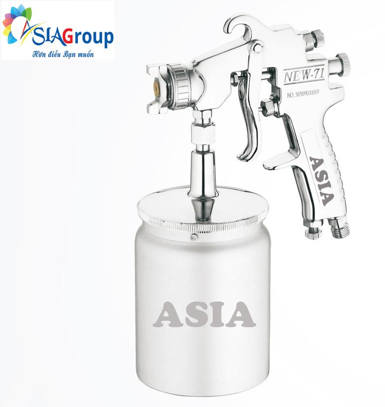 SÚNG PHUN KEO ASIA W71S - NEW
